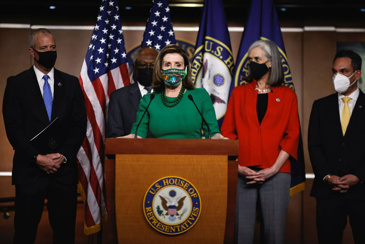 U.S. House passes $1.9-trillion pandemic relief bill in win for Joe Biden