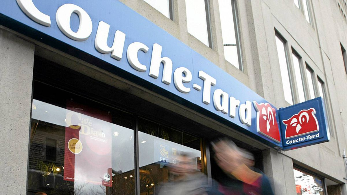 Couche tard 39 s fresh food strategy is paying off the globe and mail - Alimentation couche tard ...