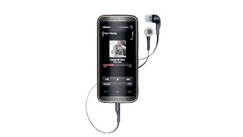 5530 XpressMusic smartphone