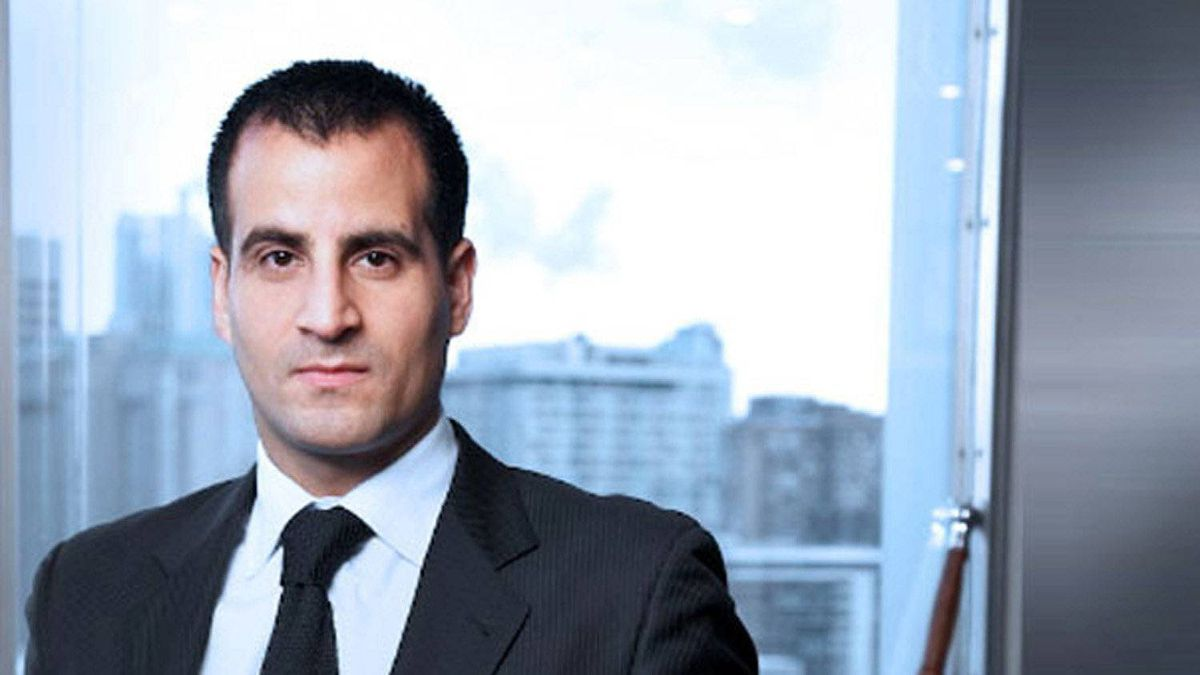 Som Seif, President and CEO, Claymore Investments, Inc., Toronto.
