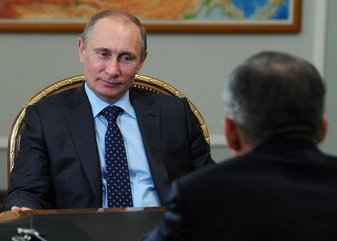 Madeleine Albright on Putin and Netanyahu: a 'parallel universe'