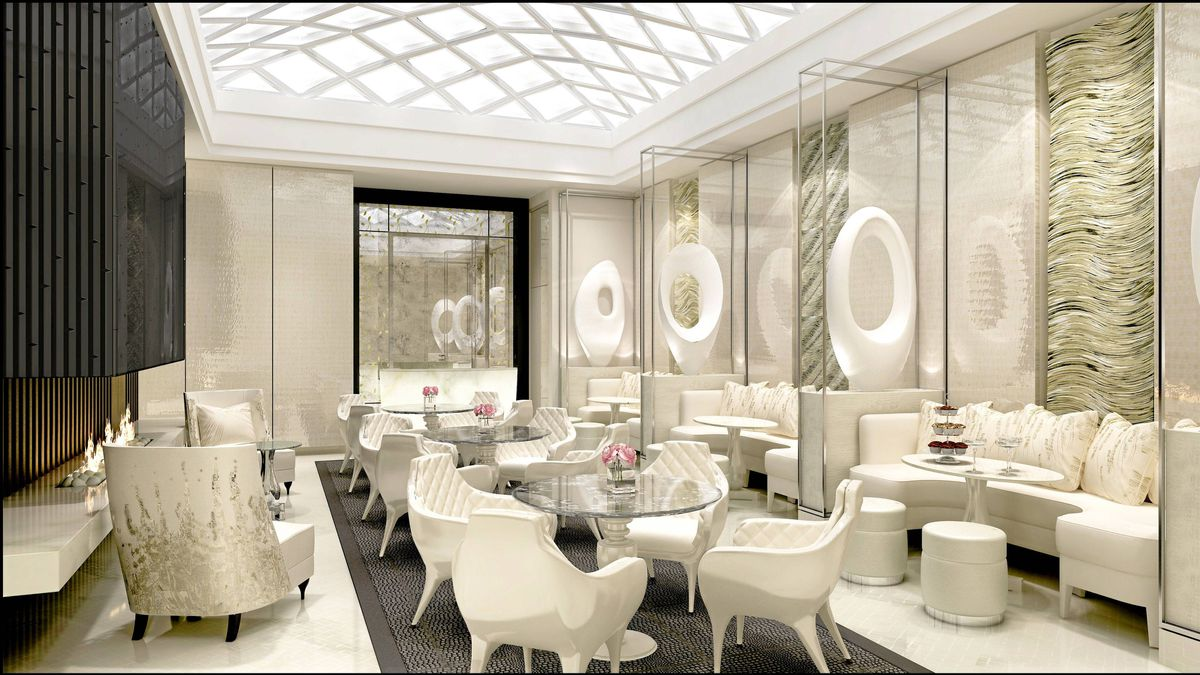 The grand Corinthia Hotel in central London will soon be home to a four-storey ESPA spa, as well as the first-ever Harrods hotel shop.