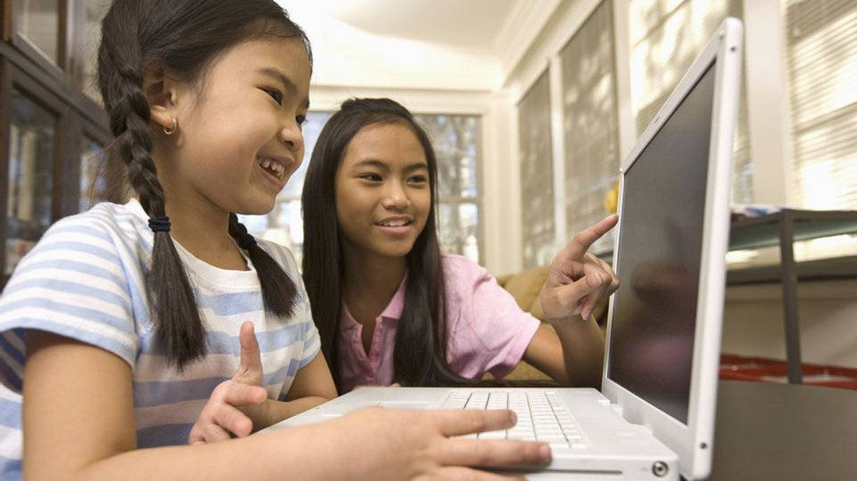 Right now, children under the age of 13 are not allowed to have Facebook accounts.