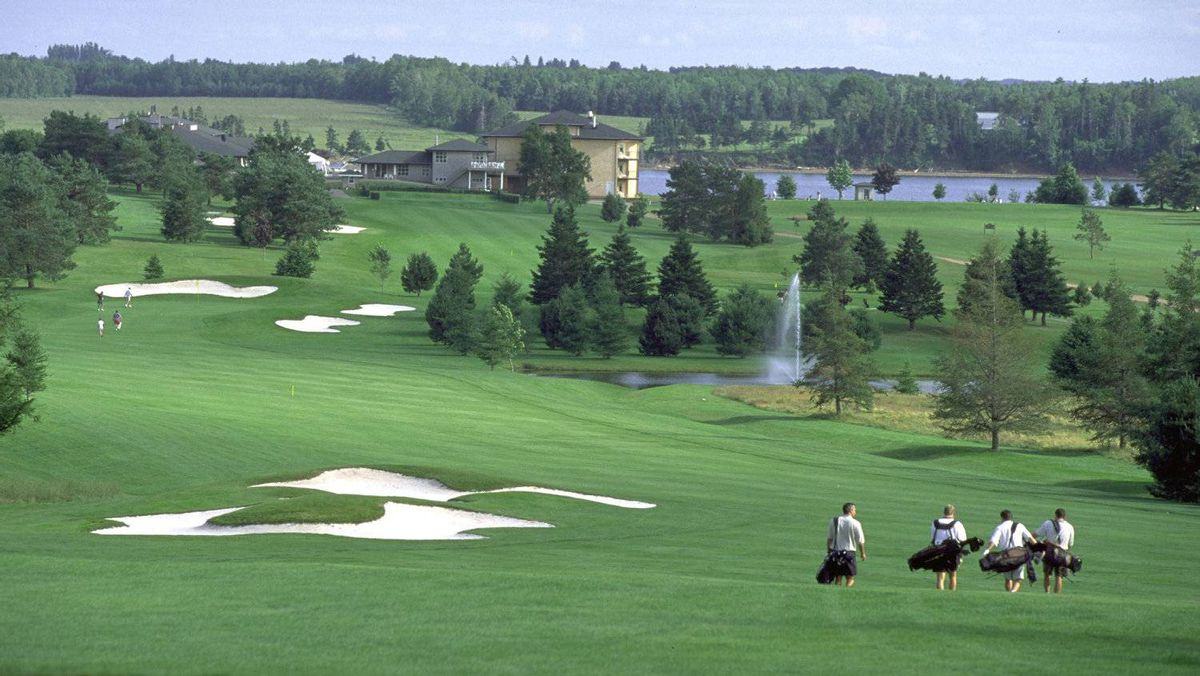 Brudenell River Golf Course in Prince Edward Island.