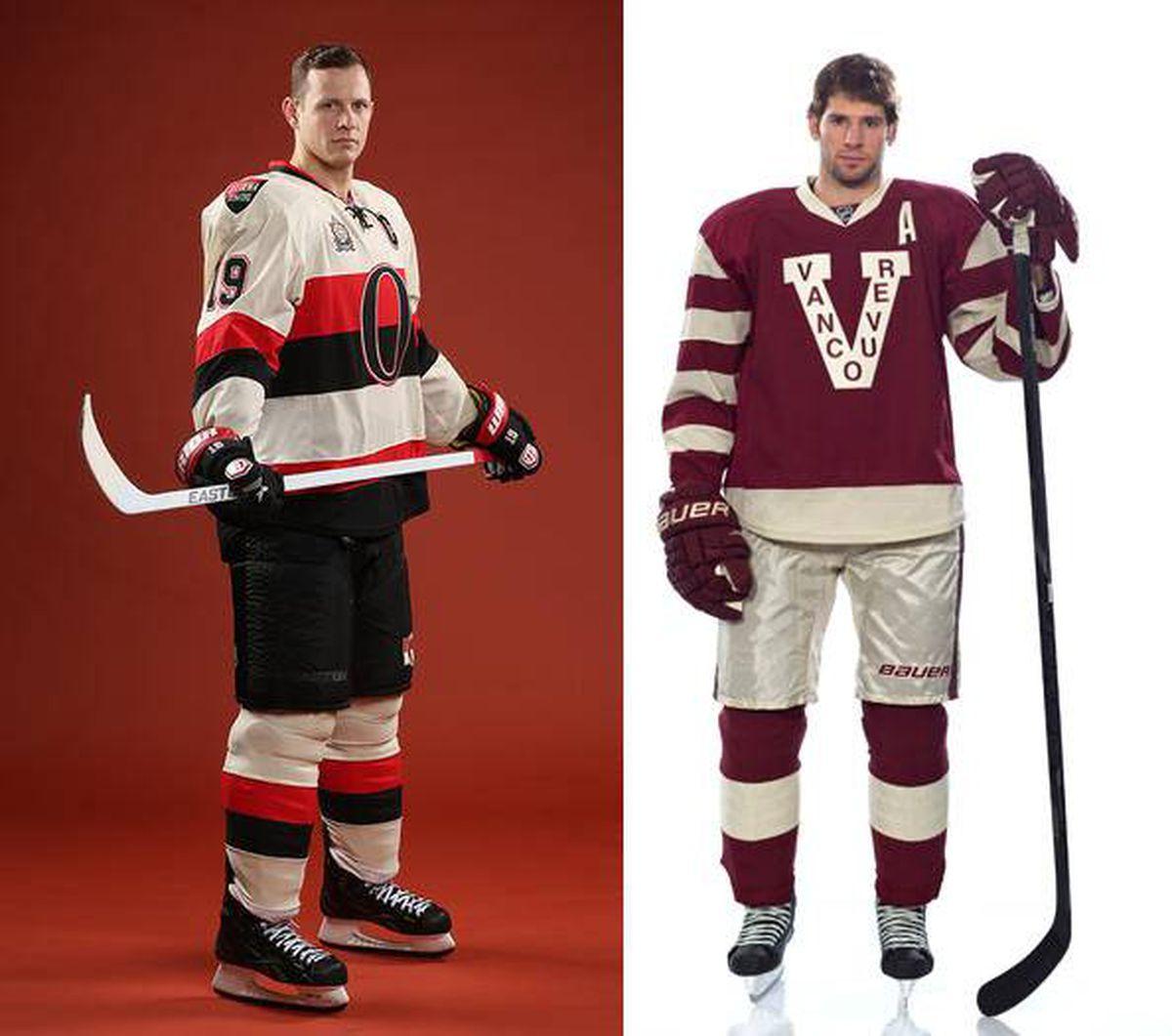Ottawa Senators   Vancouver Canucks bcb9eedf7