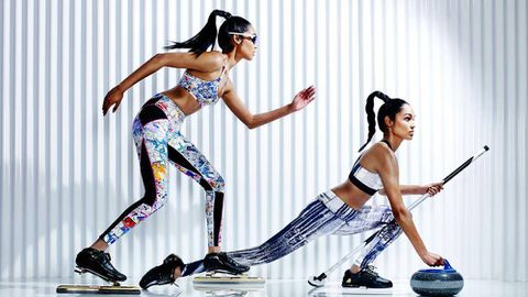 How top designers are putting the fashion into fitness gear