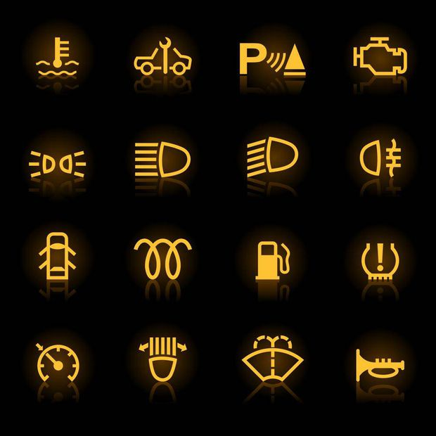 What To Do When The Tire Pressure Warning Lights Up The Globe And Mail