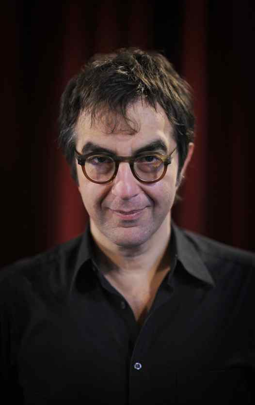 Atom Egoyan is photographed during a break in rehearsals on Jan. 13, 2012. Egoyan is directing the production of Cruel and Tender at the Canadian Stage Company.
