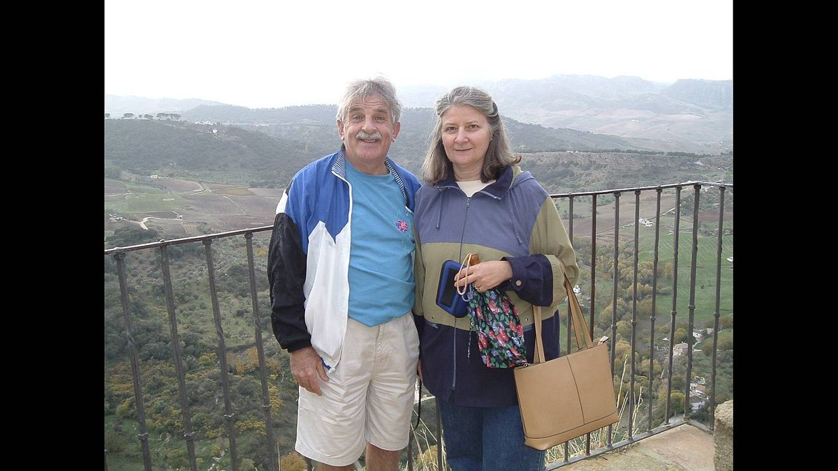 Thomas Conway photo: Together - taken in Ronda, Spain, 2006