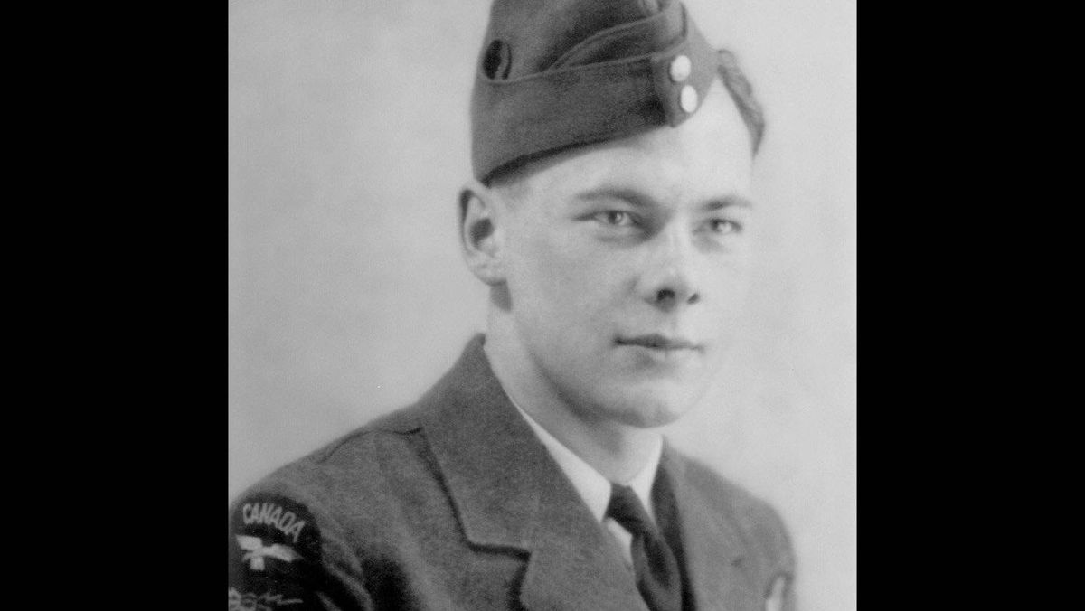 Norman G. Marler, who was killed in action at the age of 22 in November 1944 over Germany's Ruhr Valley.