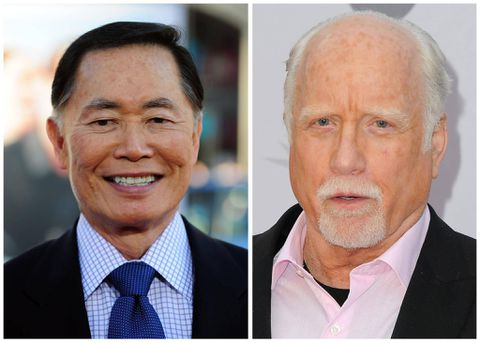 George Takei & Richard Dreyfuss Respond To Sexual Harassment Allegations