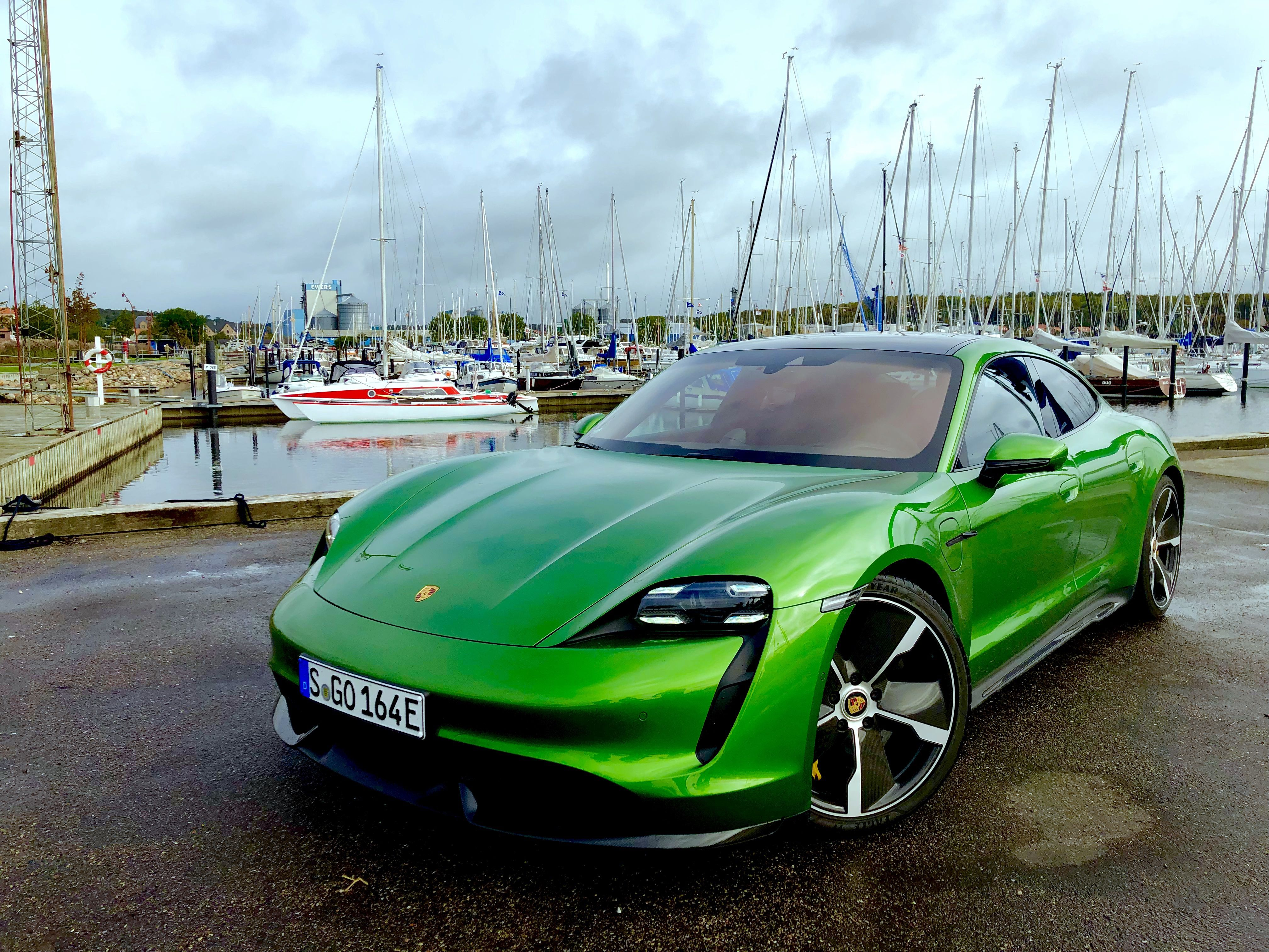 Review The All Electric Taycan Turbo Is Not Just A Technological Feat It S A Great Porsche The Globe And Mail