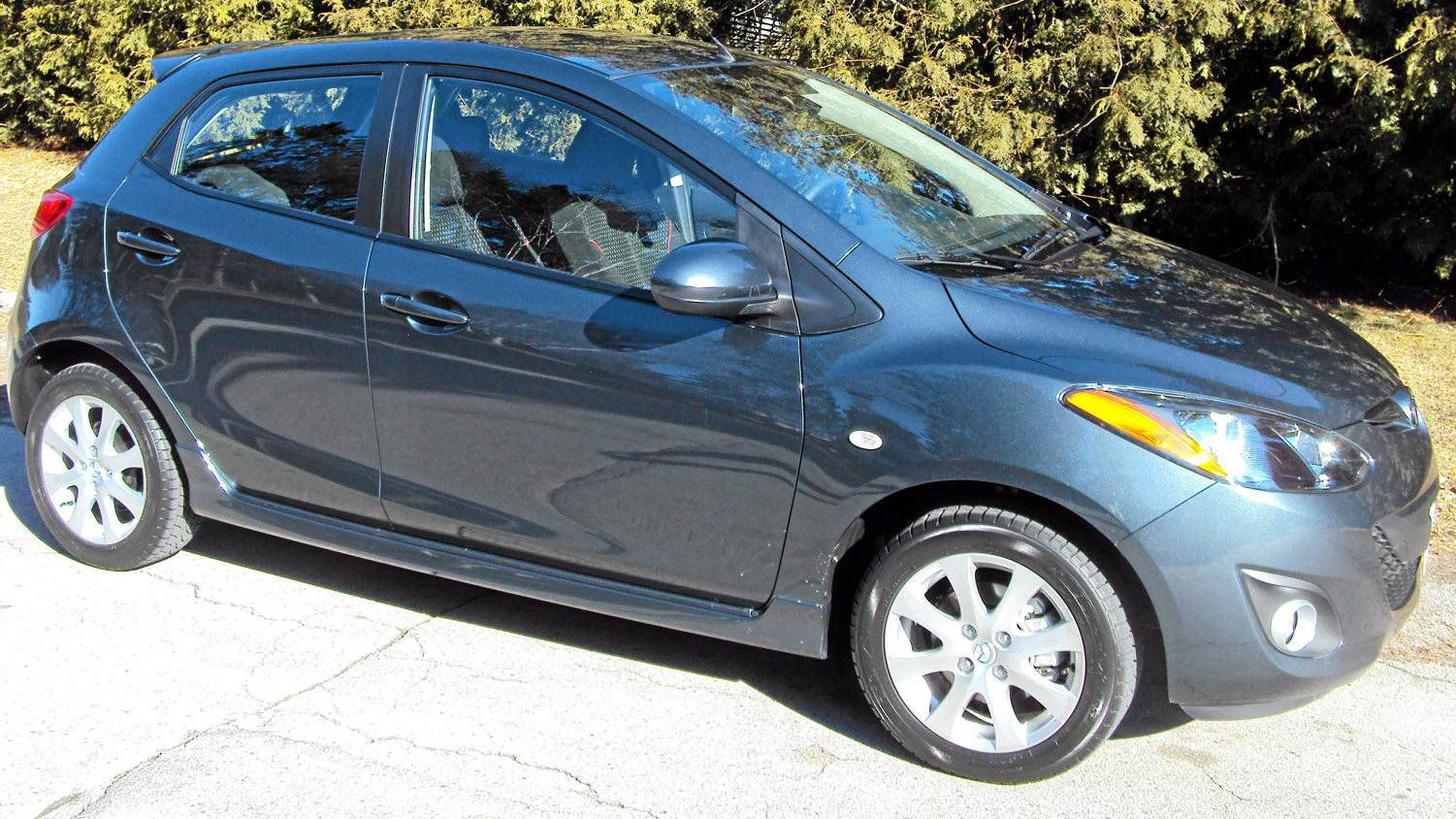 On A Budget Check Out The Mazda2 Globe And Mail Fuel Filter