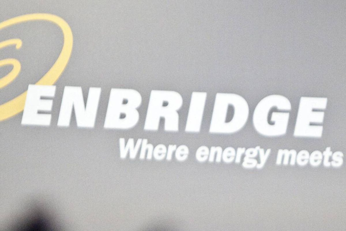 Enbridge has not yet determined how long it will take to complete the necessary repairs.