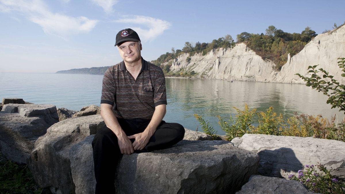Toronto filmmaker Mark Terry