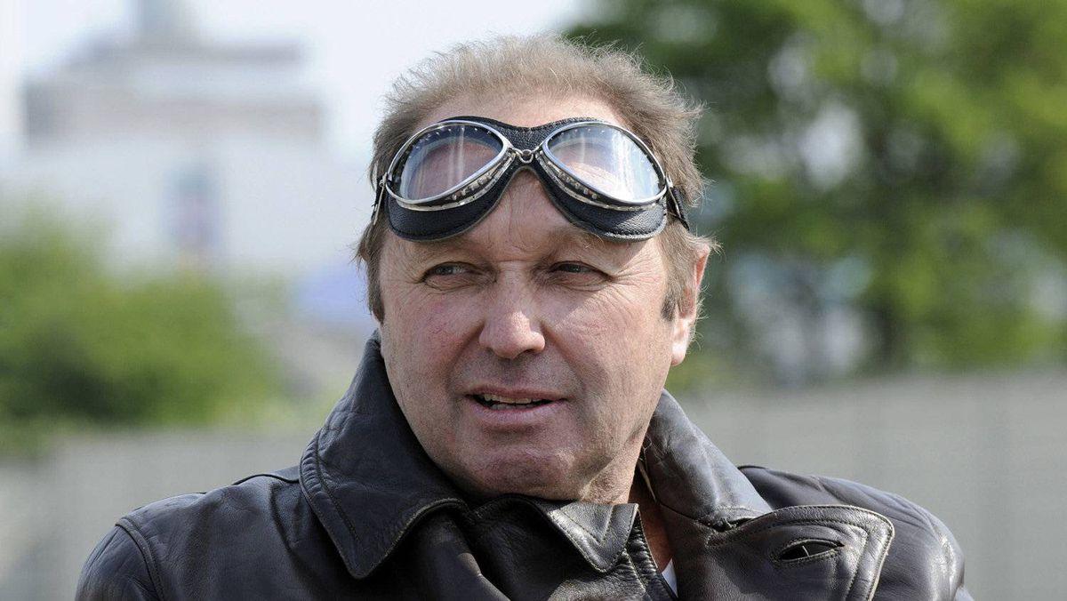 Jochen Mass was essentially an innocent bystander in the devastating crash that killed Villeneuve.