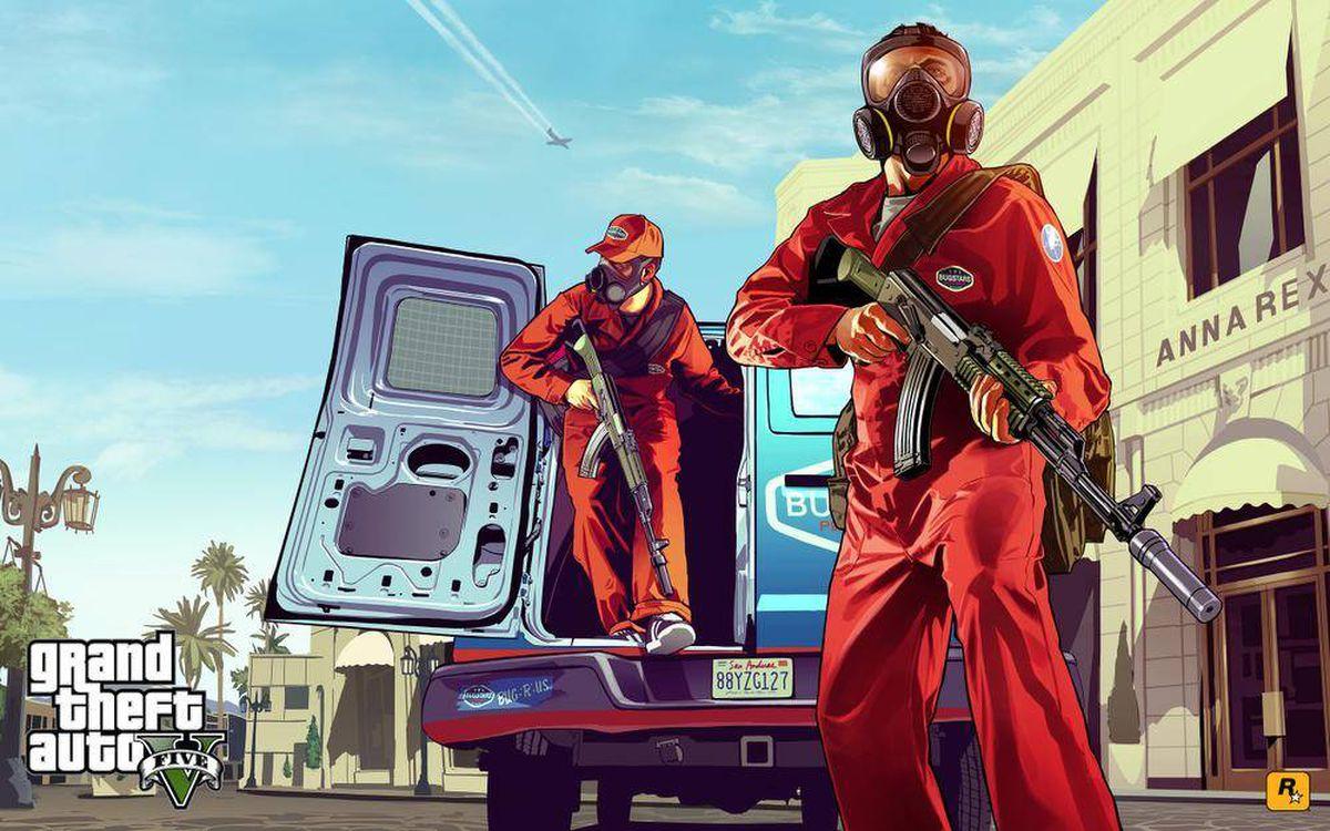 Grand Theft Auto Online looks like Rockstar's biggest