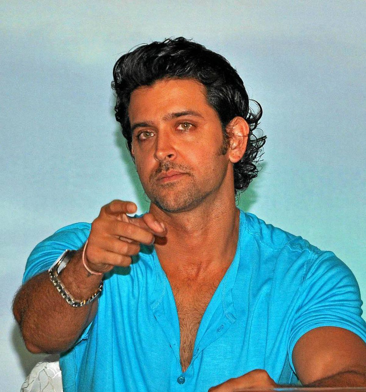 Hritik Roshan stars in the Hindi film 'Zindagi Na Milegi Dobara,' directed by Zoya Akhtar.