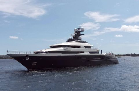 Indonesia seizes luxury yacht linked to corruption probe of Malaysian state fund
