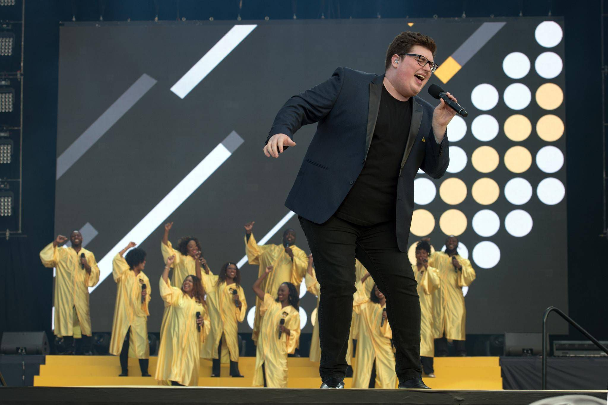 The world hears Jordan Smith\'s voice - The Globe and Mail