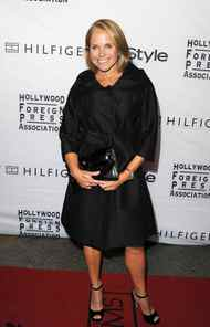 Journalist Katie Couric arrives at the InStyle and The Hollywood Foreign Press Association's Annual Event during the 2011 Toronto International Film Festivalat Windsor Arms Hotel on September 13, 2011 in Toronto.