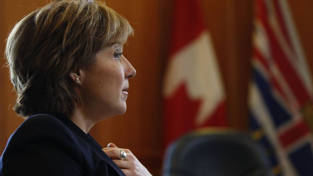 B.C. Premier Christy Clark is leading an effort by Western premiers to take over immigration in a bid to manage its growing skills shortage.