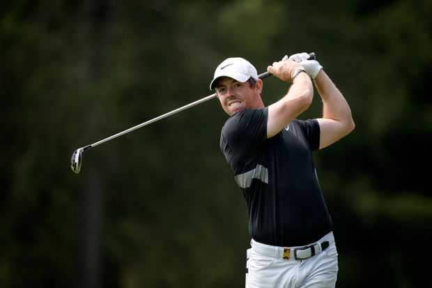 Rory McIlroy gets back to business in Switzerland at Omega European Masters