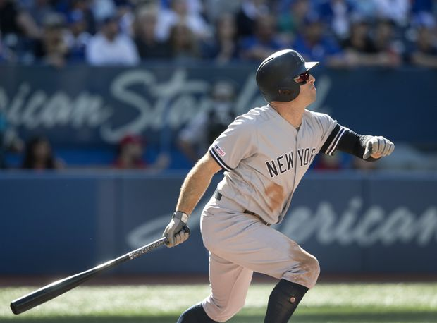 Canadian James Paxton extends personal win streak, Yankees beat Jays 13-3
