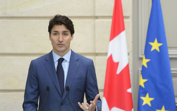 China is 'inventing excuses' to block shipments of Canadian canola, Trudeau says