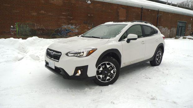 Subaru's Crosstrek Sport: Capable, comfortable, adventurous