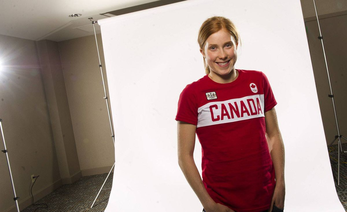 Paula Findlay of Edmonton dominated women's triathlon in 2011, and was the top-ranked female triathlete in the world.