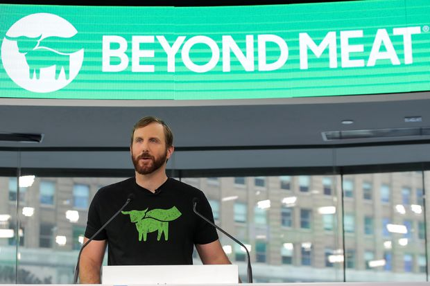 Beyond Meat shares crumble on stock offering surprise