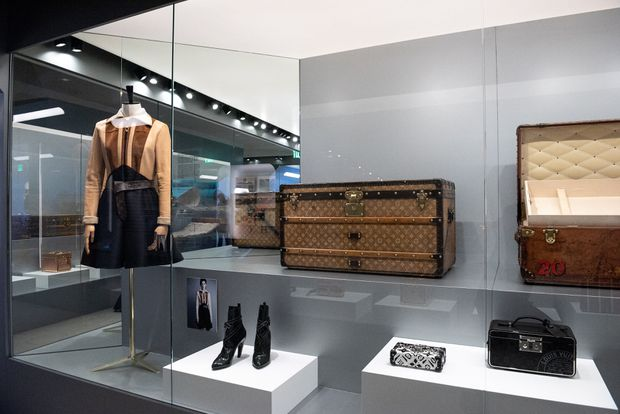 03d40f4316cf Louis Vuitton s Toronto pop-up explores the luxe side of travel ...