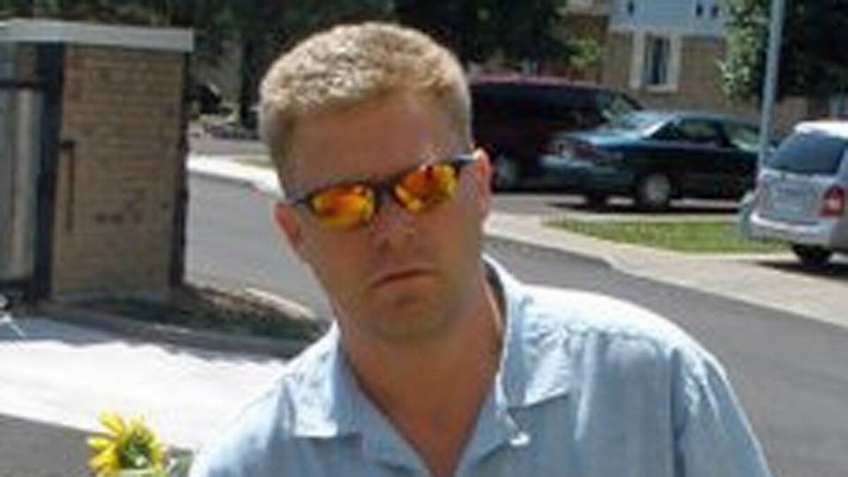 A Facebook photograph of Richard Kachkar, 44. Mr. Kachkar is charged with first-degree murder in the death of Toronto police officer Ryan Russell.