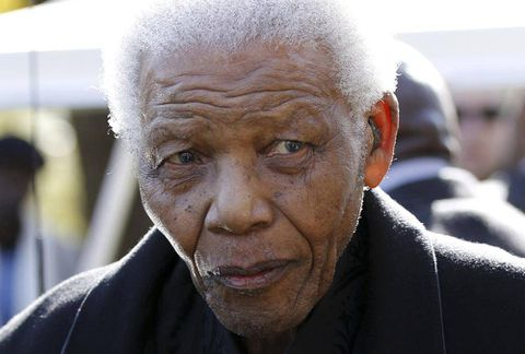 Former South African President Nelson Mandela in critical condition