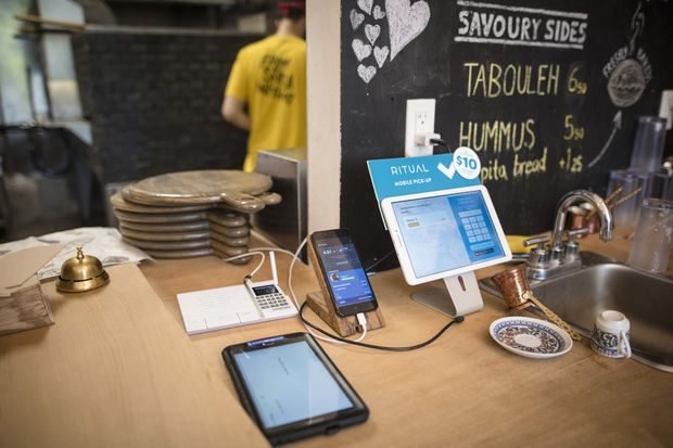 'It's tablet hell': Growth in delivery options leads to ordering chaos for restaurants