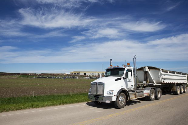 Hundreds of Alberta truck drivers exempt from tighter safety rules