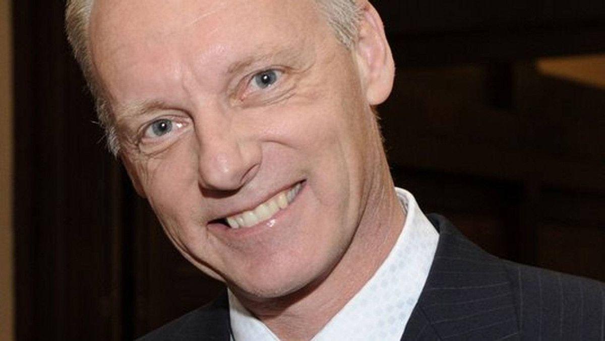Arlen Bartsch, director of development at Canada's National Ballet School, 2011.