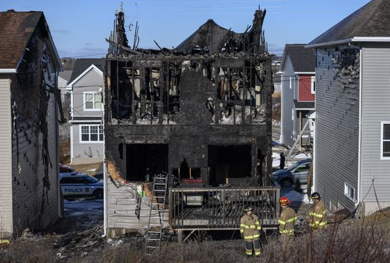 Father who lost seven children in Halifax fire has no idea of tragedy, brother says