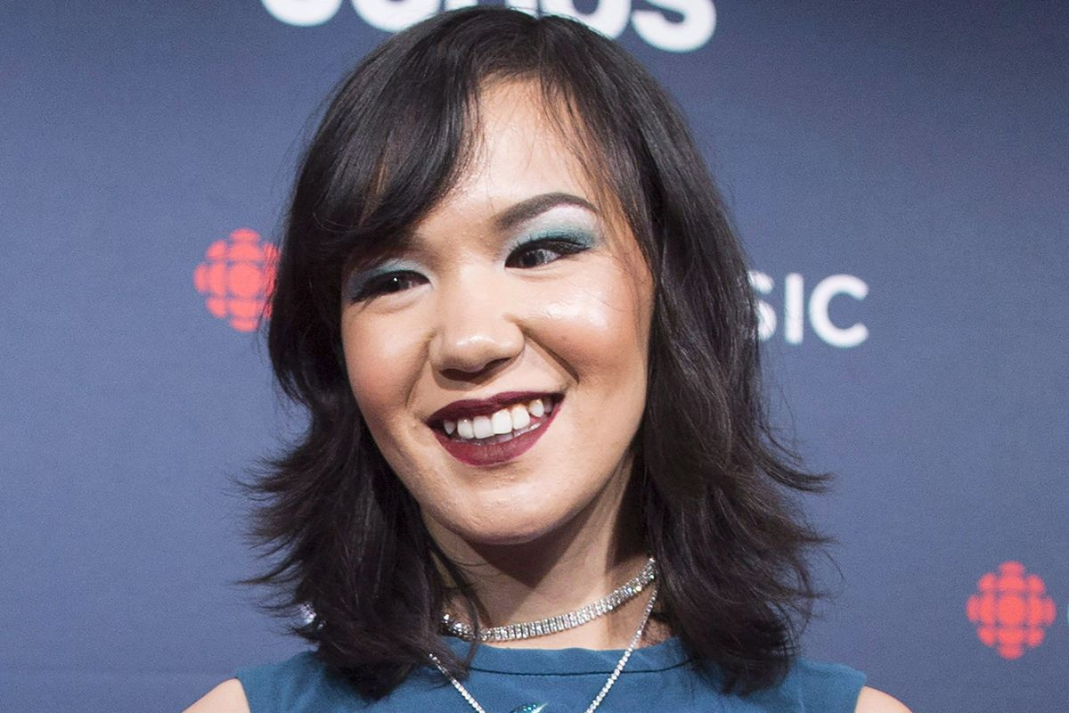Inuit musician Kelly Fraser remembered for her advocacy, energy and passion - The Globe and Mail