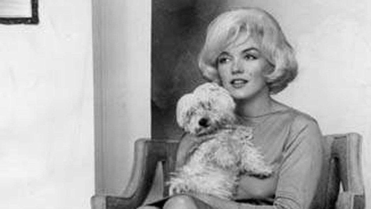 Marilyn and Maf