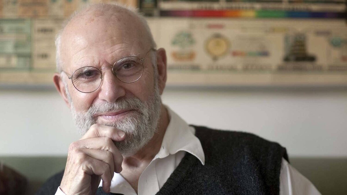 The Mind's Eye, the new book by Oliver Sacks, includes a chapter on his own experience of optical illusions after he lost his sight in one eye because of melanoma.