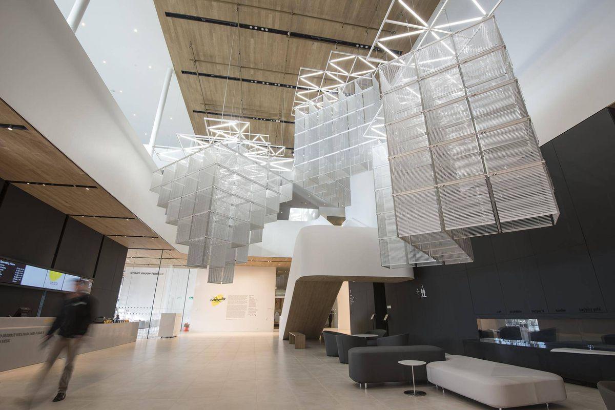 Saskatoon S Remai Modern Gallery Breathes New Life Into