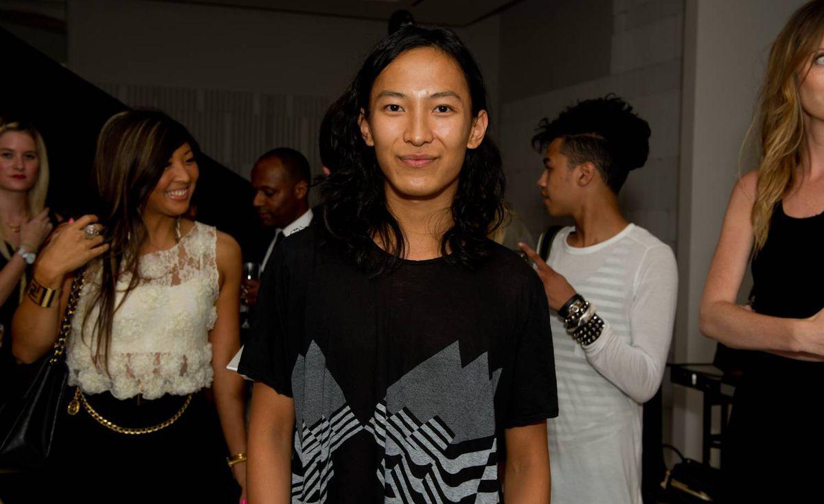 Fashion designer Alexander Wang