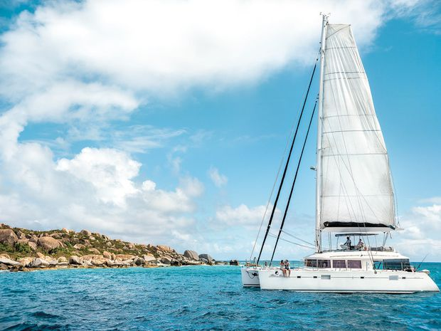 How to live the yacht life – for less – in the British Virgin Islands