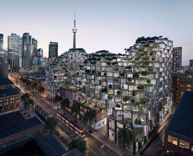 Fantastic Thinking Big Danish Architects Have A Radical Vision To Beutiful Home Inspiration Aditmahrainfo