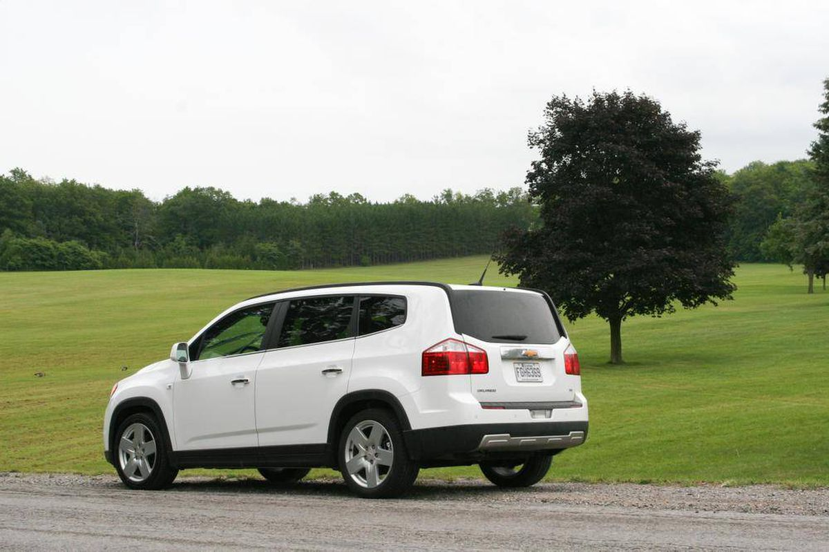 Chevrolet orlando a paper tiger the globe and mail