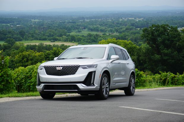 Cadillac ticks the luxury-crossover boxes with the new XT6