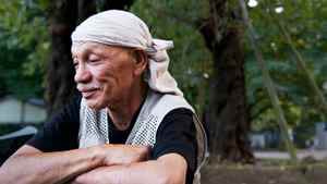 Masaharu, a homeless man living in Tokyo's Ueno Park, says: 'I'll be here until I die.' Kayo Yamawaki for The Globe and Mail