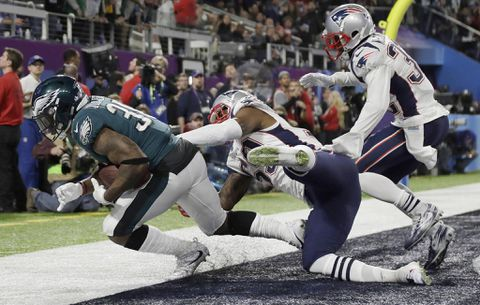 NFL Teams Enact Simplified Catch Rule